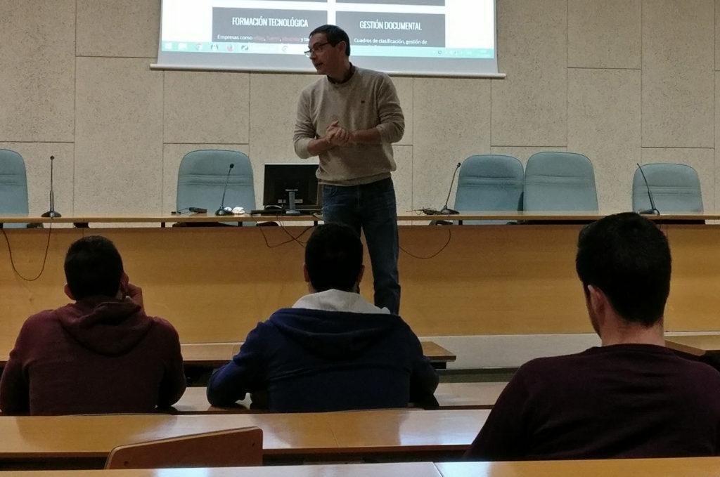 Pedro García, responsable Grado Informática en UJI