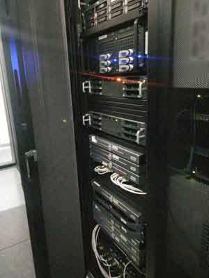 Servidores Dell EMC en Centro de Datos