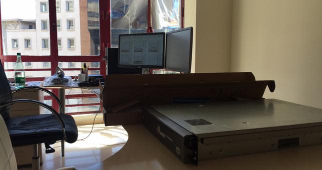 Unboxing servidor Dell EMC en Grupo Apuyen