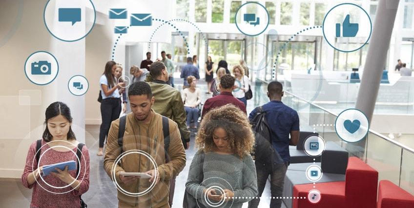 Millennials tecnología sector seguros