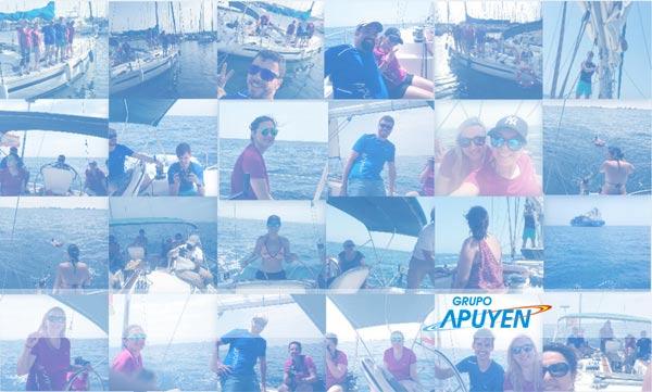 Evento: navegar en barco dinámica en grupo