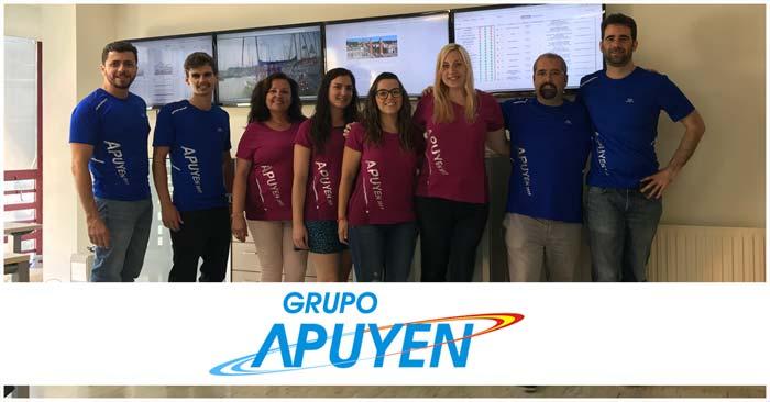 Equipo Grupo Apuyen 2017